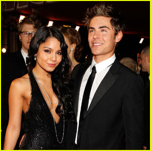 Zac Efron & Vanessa Hudgens: Perfect Party Pair!
