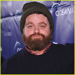 Zach Galifianakis: Comedy Star of the Year!
