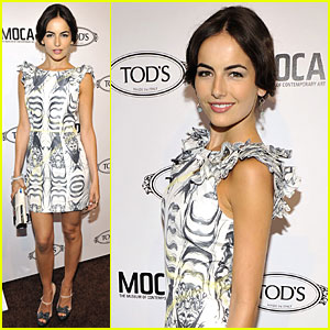 Camilla Belle is Jason Wu Wonderful