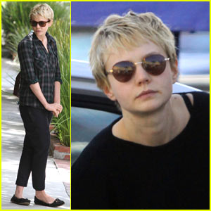 Carey Mulligan Rides Her Midnight Cowboy