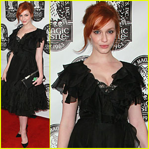 Christina Hendricks: Magical Arts Amazing