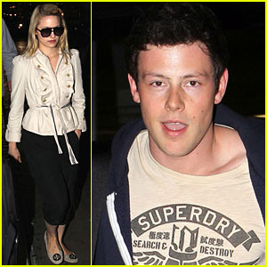 Cory Monteith is Superdry Sexy, Jane Lynch Wants YOU