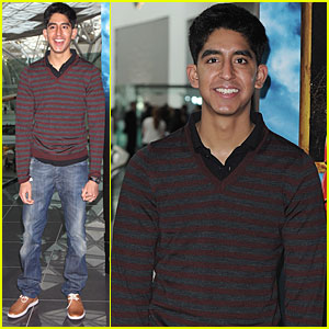 Dev Patel: I am Iron Man!