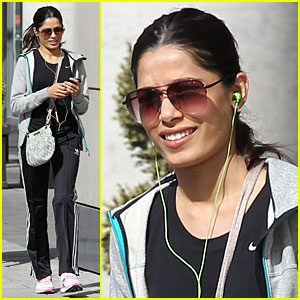 Freida Pinto: Workout Wonder Woman