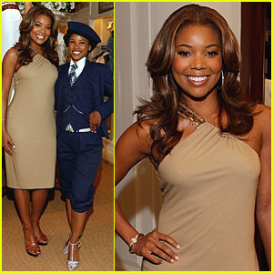 Gabrielle Union is Ludacris Foundation Fabulous