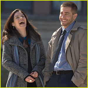 Jake Gyllenhaal & Michelle Monaghan: Source Code Couple