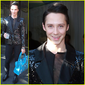 Johnny Weir: Skating With The