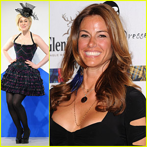 Kellie Pickler & Kelly Bensimon: Dressed To Kilt