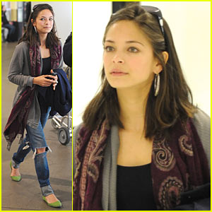 Kristin Kreuk Gets Hitched!