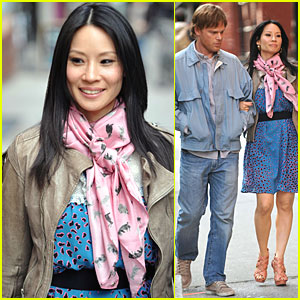 Lucy Liu & Michael C. Hall: East Fifth Blissful