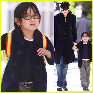 Meg Ryan: Off to School with Daisy True!