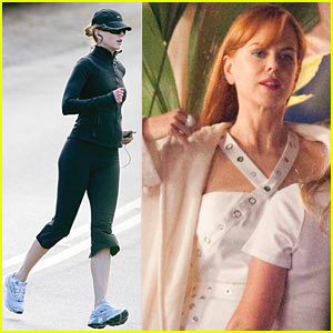 Nicole Kidman: Just Go With a Morning Jog