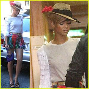 Rihanna is the Last Girl On Earth