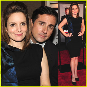 Steve Carell &#038; Tina Fey: 'Date Night' Premiere