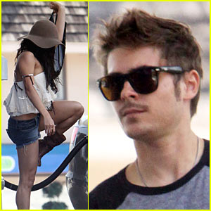 Zac Efron: Mustache Macho