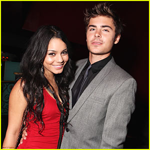 Zac Efron & Vanessa Hudgens: L.A. Family Housing Hotties