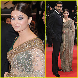 Aishwarya Rai is So Sari