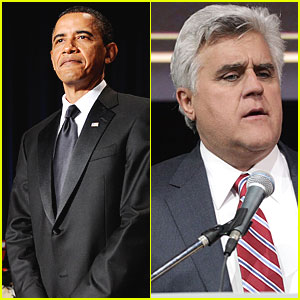 President Obama Pokes Fun at Jay Leno