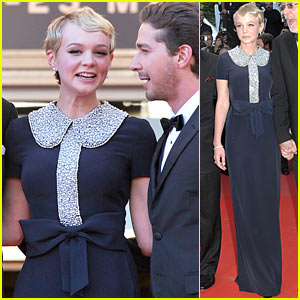 Carey Mulligan: 'Wall Street 2' Premiere at Cannes!