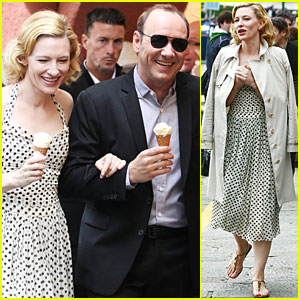 Cate Blanchett &#038; Kevin Spacey: Watch Out!!!