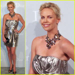 Charlize Theron: Dior Darling!