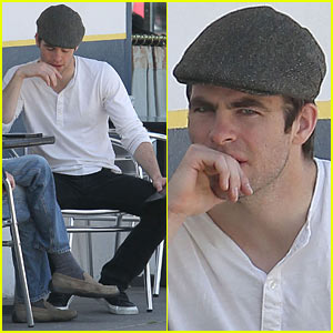 Chris Pine: Conversation Continued!