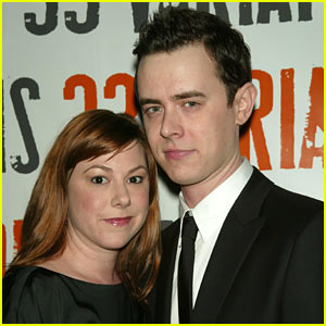 Colin Hanks: Wedding Today!