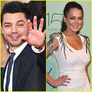 Dominic Cooper &#038; Lindsay Lohan: New Couple?