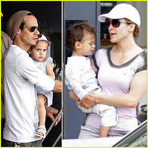Jennifer Lopez: Monaco Madness with the Kids!