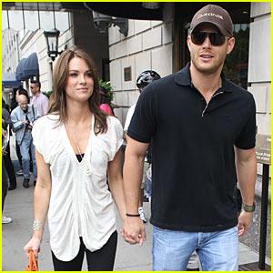 Jensen Ackles & Danneel Harris: Upfront Couple