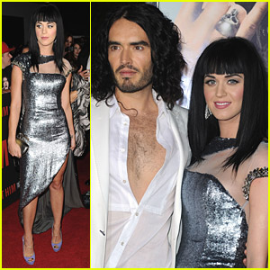 Katy Perry: Get Russell Brand To The Greek!