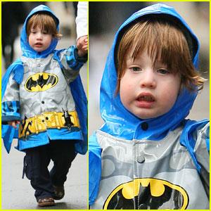 Max Bratman: I'm Batman!