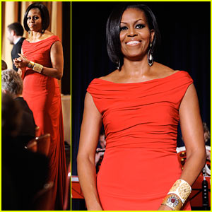 Michelle Obama: Prabal Gurung Gorgeous