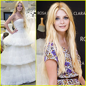 Mischa Barton: Bridal Week Woman