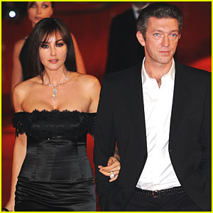 Monica Bellucci & Vincent Cassel Welcome A Baby Girl!