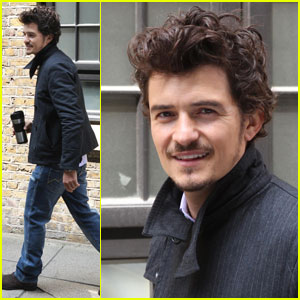 Orlando Bloom Joins Musketeers