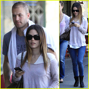 Rachel Bilson & Johnny Wujek: Little Dom's Date