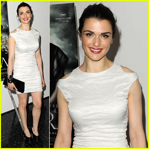 Rachel Weisz: Agora Opens on Friday!