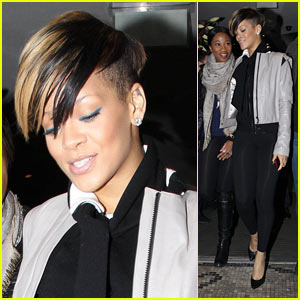Rihanna: San Carlo Supper!