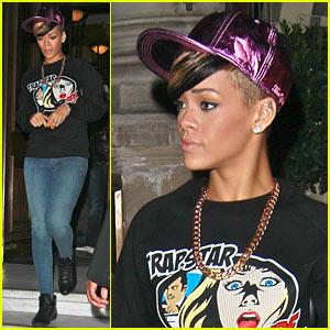 Rihanna: Trap Star!