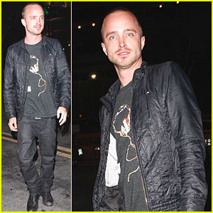 Aaron Paul: Breaking Bad at Bardot