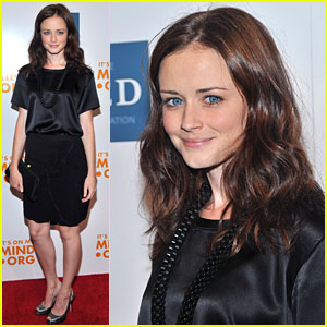Alexis Bledel: Jed Foundation Fabulous