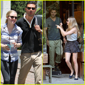 Amanda Seyfried & Dominic Cooper: Bi-Coastal Couple