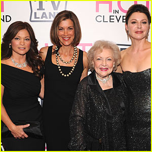 Betty White: 5 Million Viewers for Hot in Cleveland!