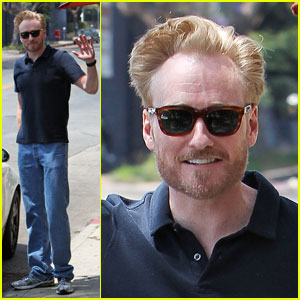 Conan O'Brien's Ratings Were Higher Than Leno's