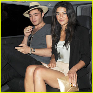 Ed Westwick & Jessica Szohr Still Together?