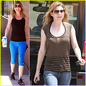 Ellen Pompeo: No Real Wedding For Meredith!