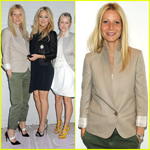 Gwyneth Paltrow: Stella McCartney Supporter