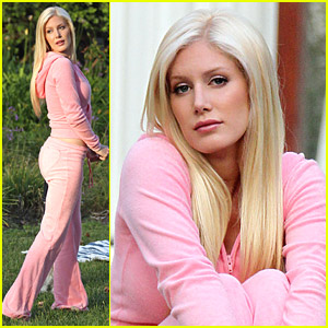 Heidi Montag Reflects On Her Split