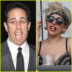 Jerry Seinfeld: Lady Gaga is a 'Jerk'